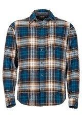 Marmot Fairfax Flannel Shirt - Vintage Navy