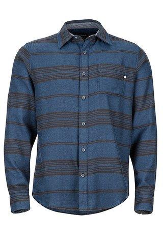 Marmot Fairfax Flannel Shirt - Dark Indigo