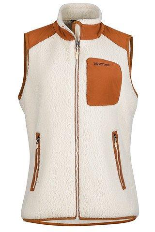 Marmot Women's Wiley Vest - Cream-Terra