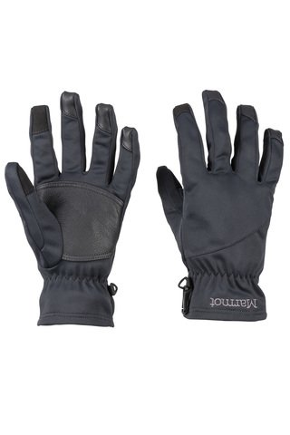 Marmot Connect Evolution Gloves - Black