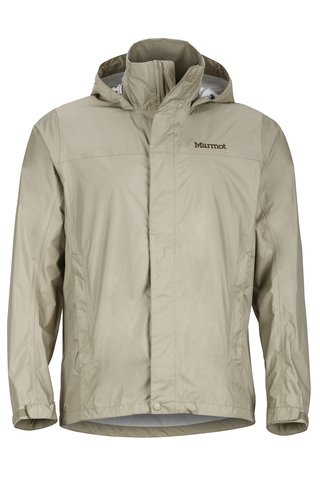 Marmot Men's PreCip Jacket - Light Khaki