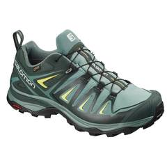 Salomon Women's X Ultra GTX - Arctic-Darkest Spruce