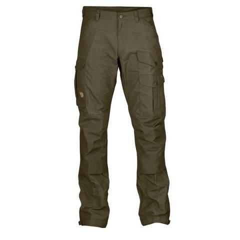 Fjällräven Vidda Pro Trousers - Regular - Dark Olive
