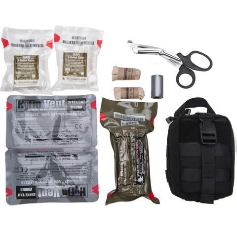 LifeView Tactical Trauma Kit