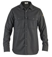 Fjallraven Övik Re-Wool Shirt LS