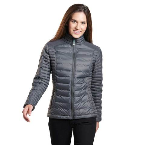 Kuhl Women's Spyfire Jacket - Carbon