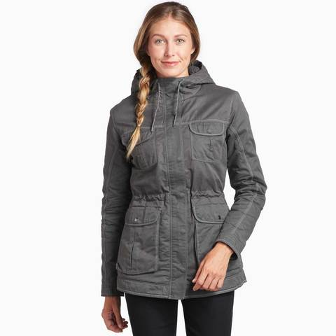 Kuhl Women's Luna Jacket - Carbon