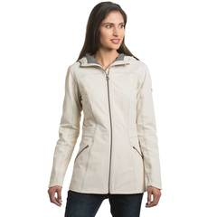 Kuhl Women's Klash Trench Coat - Natural