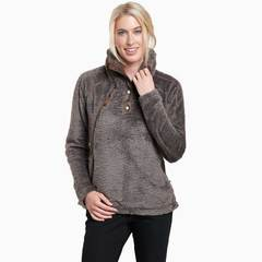 Kuhl Women's Flight Pullover - Breen