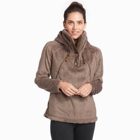 Kuhl Women's Flight Pullover - Clay