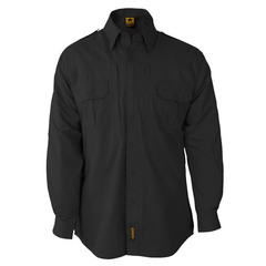 Propper Men's Long Sleeve Tactical Shirt - Black