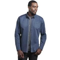 Kuhl Men's Kalibr Long Sleeve Shirt -Pirate Blue