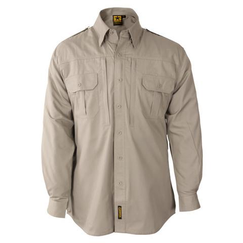 Propper Men's Long Sleeve Tactical Shirt - Khaki
