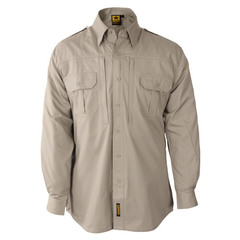 Propper Men's Long Sleeve Tactical Shirt - Khaki
