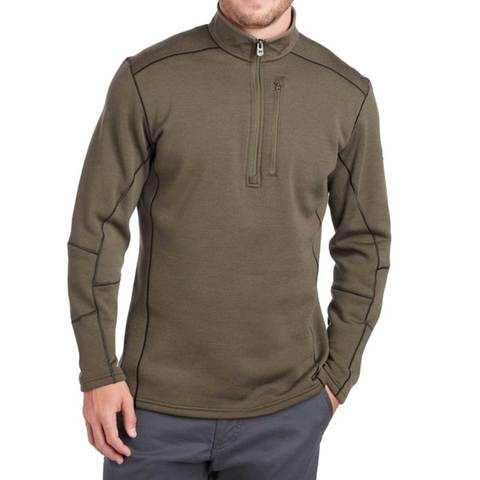 Kuhl Men's Skyr 1/4 Zip - Dusty Moss