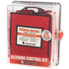 PUBLIC ACCESS BLEEDING CONTROL STATIONS - 8-PACK NYLON - Advanced