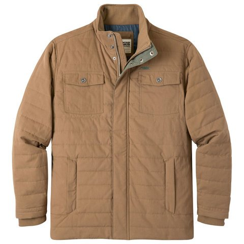 Mountain Khakis Men's Swagger Jacket - Tobacco
