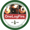 One Log Fire